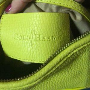 Cole Haan crossbody bag.
